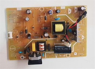 ViewSonic VA2046a-LED MONİTÖR POWER BESLEME KARTI PSU, GÜÇ KARTI MAİN BOARD 715G4497-P05-000-001M